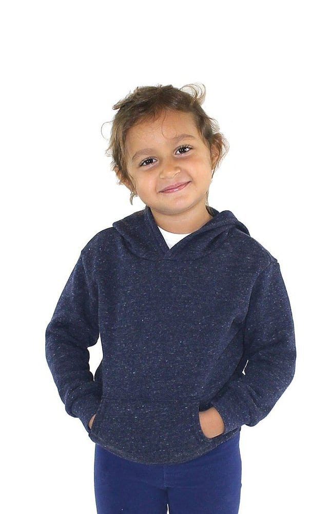 Royal Apparel 25065 - Toddler Triblend Fleece Pullover Hoodie
