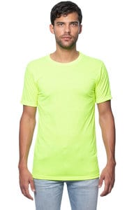 Royal Apparel 26550pwa - Unisex Performance Poly Tee