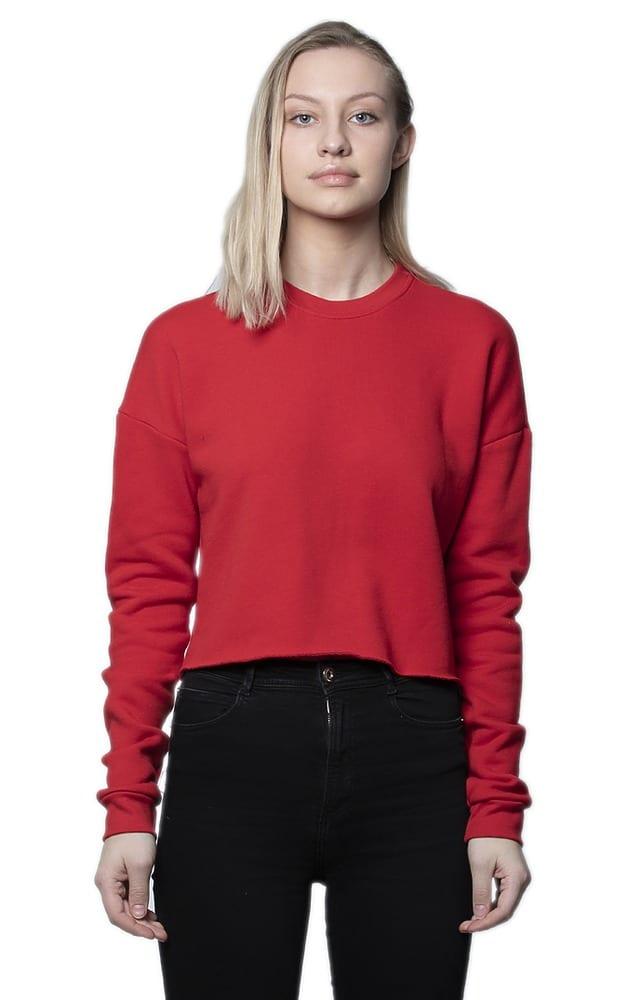 Royal Apparel 3112 - Women's Fashion Fleece Crop