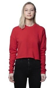 Royal Apparel 3112 - Womens Fashion Fleece Crop