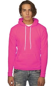 Royal Apparel 3155n - Unisex Fashion Fleece Neon Pullover Hoodie