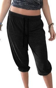 Royal Apparel 32070 - Womens eco Triblend Bethany Capri Pant