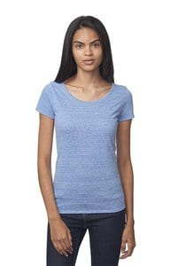 Royal Apparel 32112 - Womens eco Triblend Scoop Neck