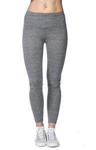 Royal Apparel 33007 - Womens eco Triblend Spandex Jersey Leggings