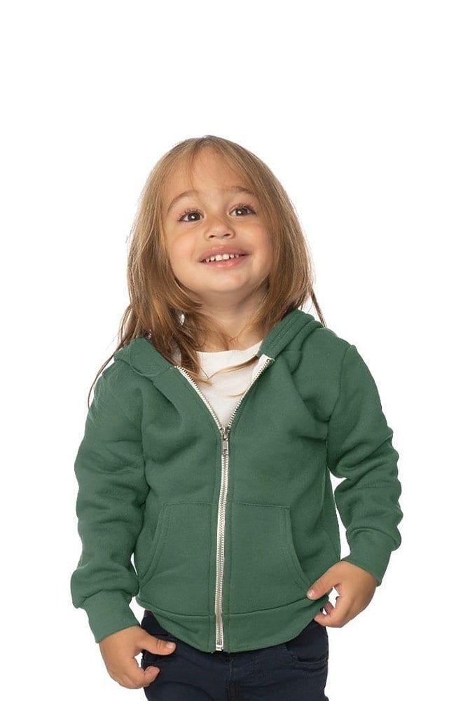 Royal Apparel 3333 - Infant Fashion Fleece Zip Hoodie