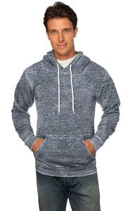 Royal Apparel 3355bo - Unisex Burnout Pullover Hoody
