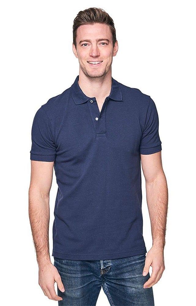 Royal Apparel 36159org - Unisex Organic Pique Polo Shirt