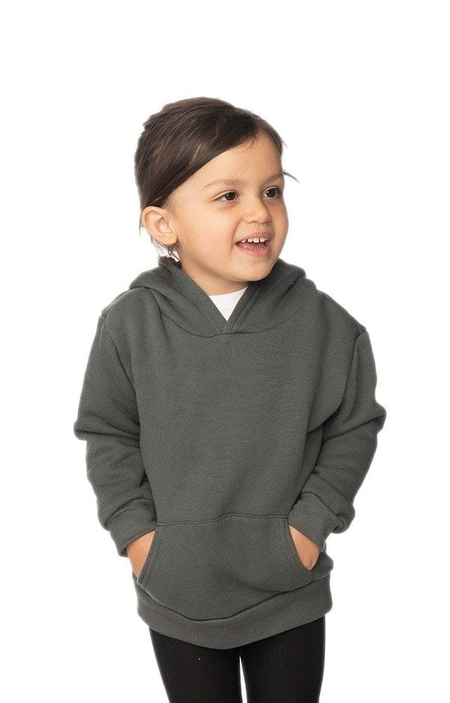 Royal Apparel 3669 - Toddler Fashion Fleece Pullover Hoodie