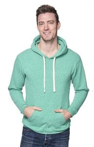 Royal Apparel 37055 - Unisex eco Triblend Fleece Pullover Hoodie