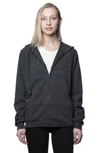 Royal Apparel 42100 - Unisex eco Triblend French Terry Full Zip Hoody