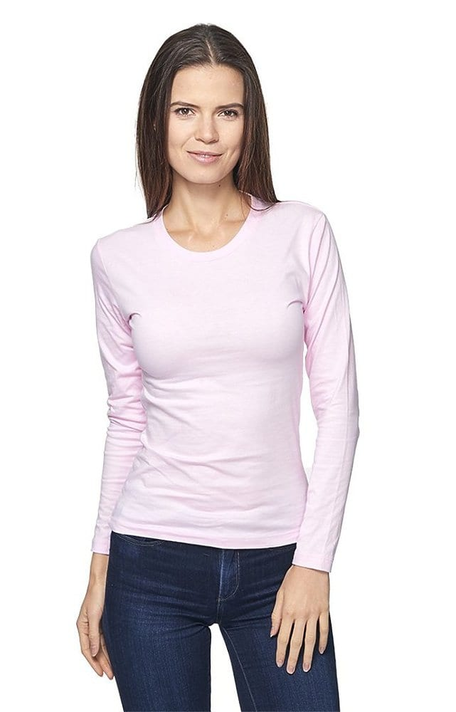 Royal Apparel 5002 - Women's Long Sleeve Crew Tee