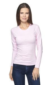 Royal Apparel 5002 - Womens Long Sleeve Crew Tee