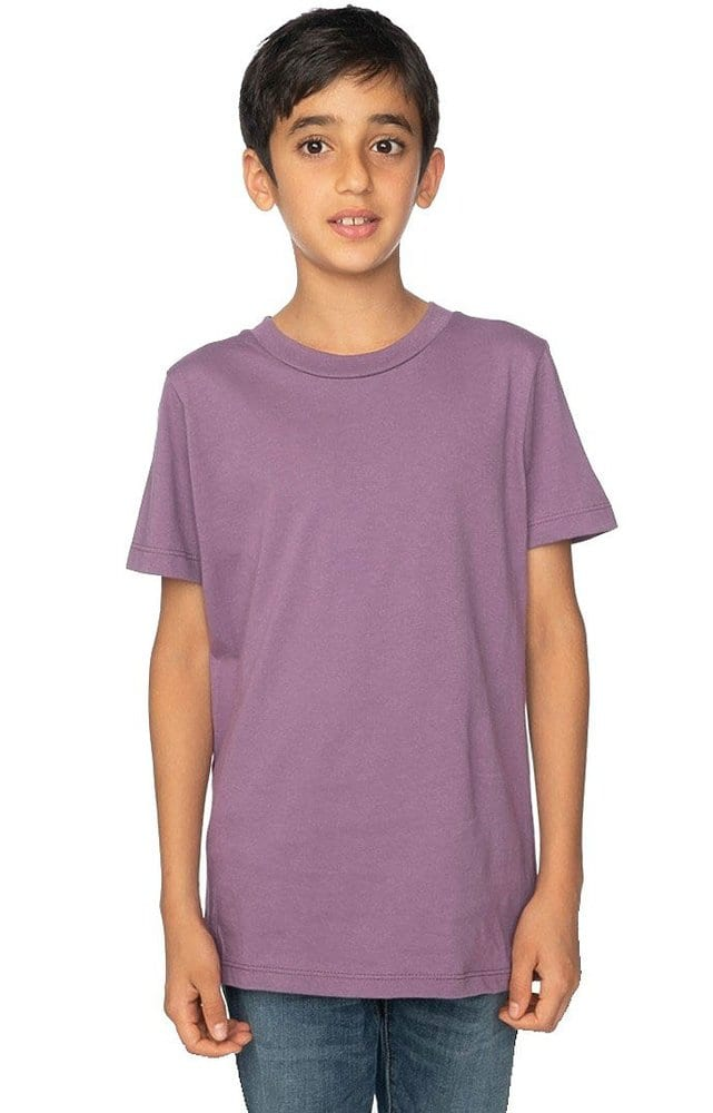Royal Apparel 5021org - Youth Organic Short Sleeve Crew Tee
