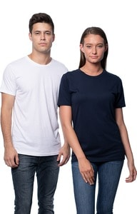 Royal Apparel 5051orgt - Unisex Organic Tubular Short Sleeve Tee
