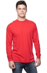 Royal Apparel 5054org - Unisex Organic Long Sleeve Tee