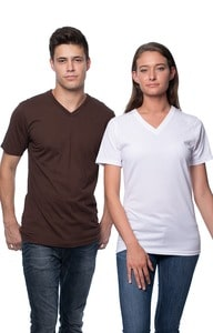 Royal Apparel 5055 - Unisex Short Sleeve V-Neck