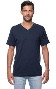 Royal Apparel 5055org - Unisex Organic Short Sleeve V-neck