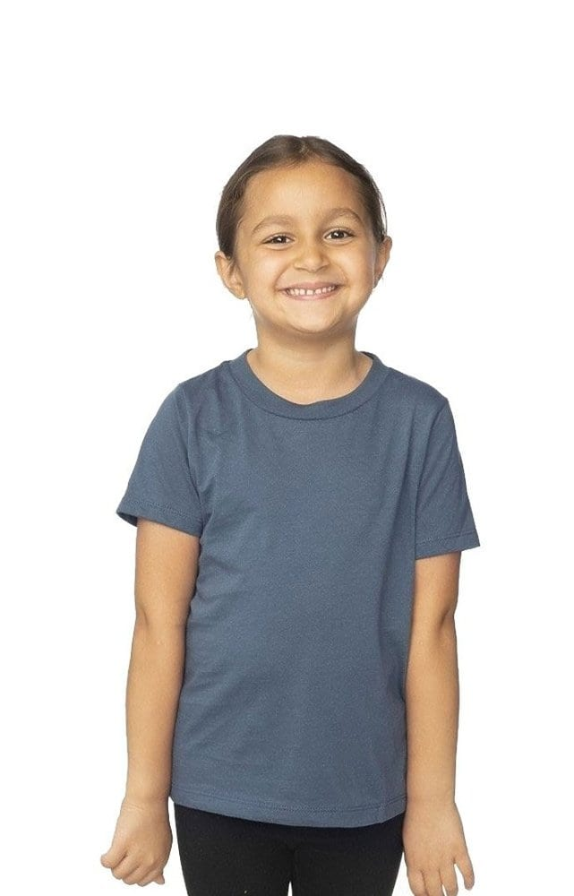Royal Apparel 5061org - Toddler Organic Short Sleeve Crew Tee