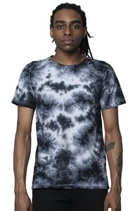 Royal Apparel 5951ctd - Unisex Cloud Tie Dye Tee
