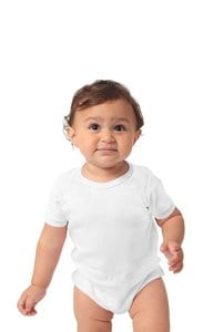 Royal Apparel 6039org - Infant Organic Interlock One Piece