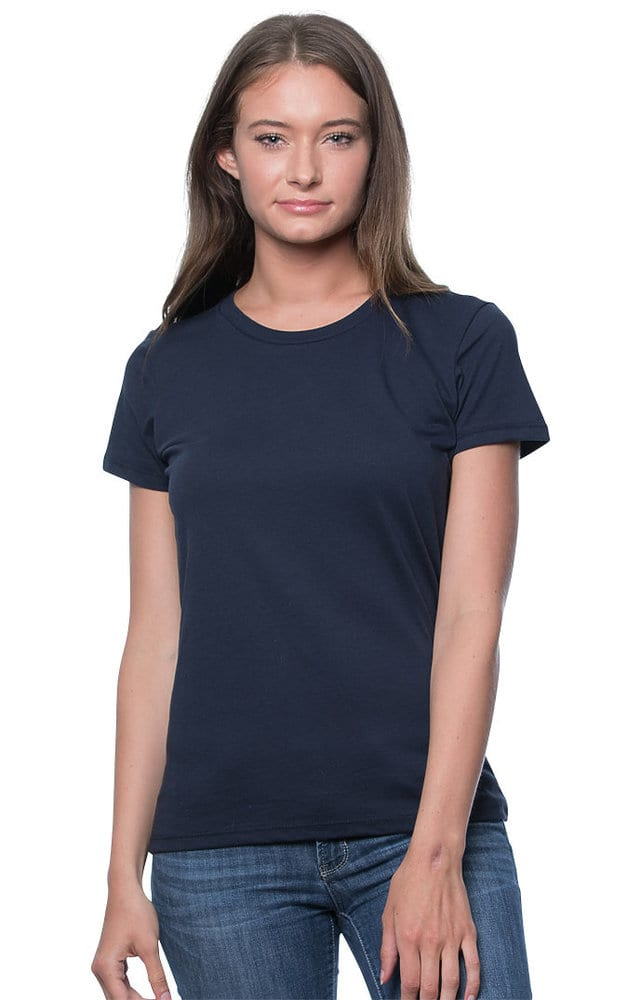 Royal Apparel 73001 - Women's Viscose Bamboo Organic Cotton Tee