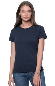 Royal Apparel 73001 - Womens Viscose Bamboo Organic Cotton Tee