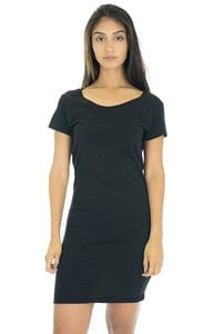Royal Apparel 73028 - Womens Viscose Bamboo Organic Tee Dress