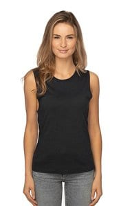 Royal Apparel 73126 - Womens Viscose Bamboo Organic Cotton Muscle