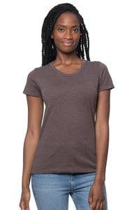Royal Apparel 95001w - Womens Organic RPET Short Sleeve Tee