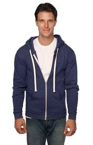 Royal Apparel 96050 - Unisex Organic RPET Fleece Zip Hoodie