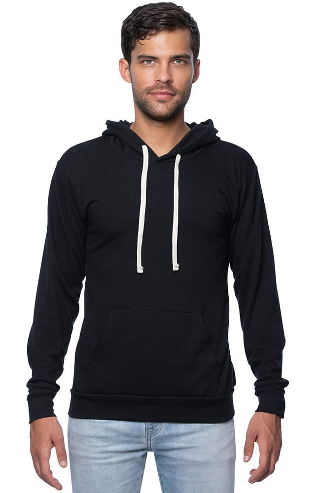 Royal Apparel 96055 - Unisex Organic RPET Fleece Pullover Hoodie