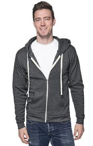 Royal Apparel 97150 - Unisex Organic RPET French Terry Zip Hoodie