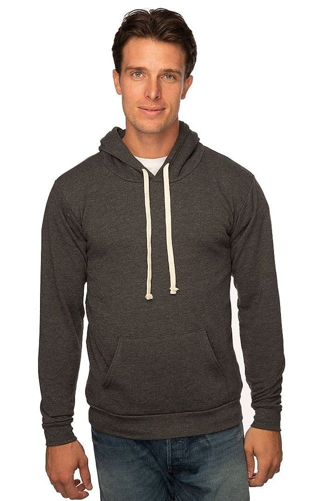 Royal Apparel 97155 - Unisex Organic RPET French Terry Pullover Hoodie