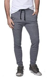 Royal Apparel 97177 - Unisex Organic RPET French Terry Jogger Pant