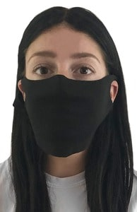Royal Apparel fmjbam - Unisex Ltweight Visc Bamboo Org Jersey Face Mask