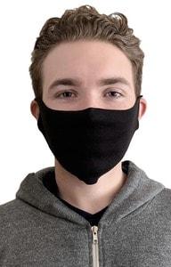 Royal Apparel fmjorg - Unisex Lightweight Organic Jersey Face Mask