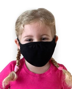 Next Level NLM101 - Youth Eco Performance Face Mask