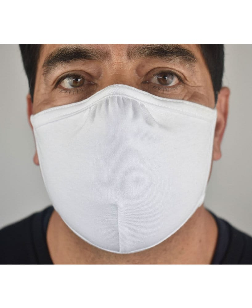 US Blanks USFM47 - Double Layer Anti-Microbial Adjustable Mask