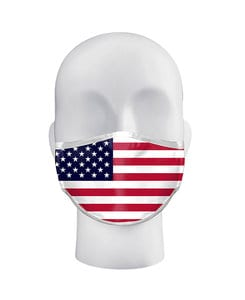 Alleson Athletic JBM100 - Alleson 3-Ply Sublimated Mask