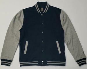 Timberlea T2001 - Unisex Fleece Varsity Jacket