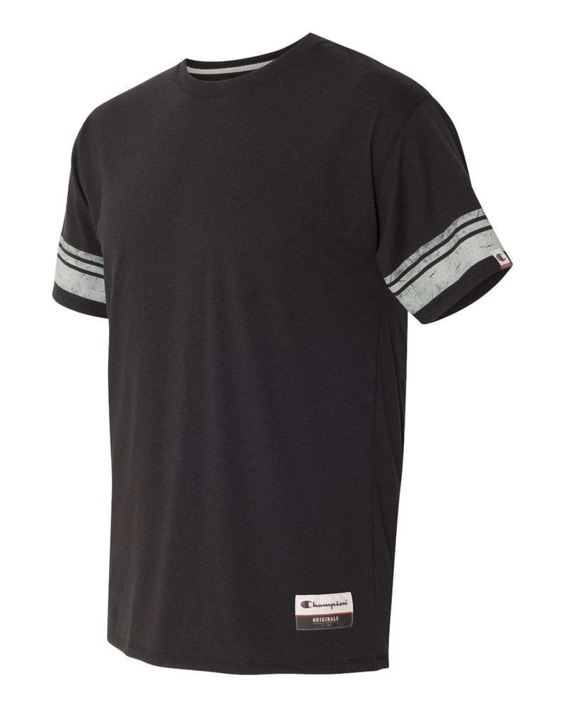 Champion AO300 - T-shirt hommes Triblend Varsity