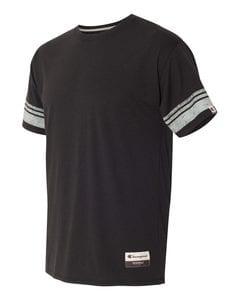Champion AO300 - T-Shirt Triblend Varsity Adulte