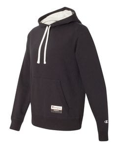 Champion AO600 - Adult Sueded Fleece Hoodie