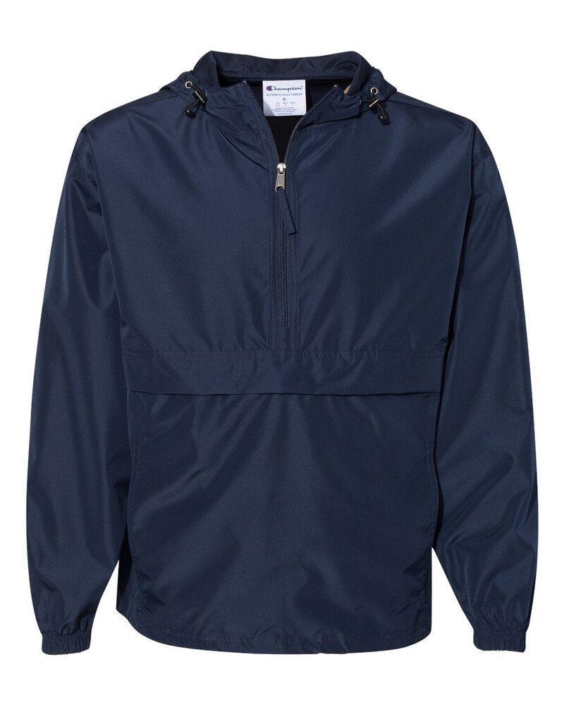 Champion CO200 - Adult Packable Anorak Jacket