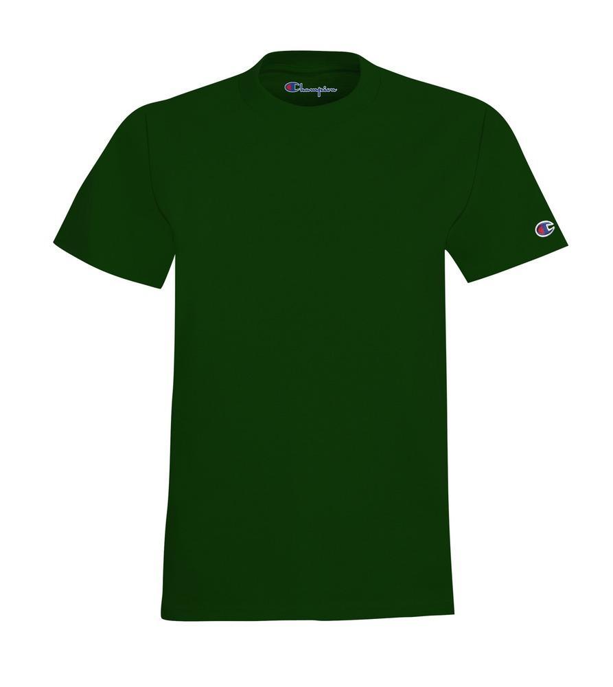 Champion T435 - T-shirt enfant en coton à manches courtes