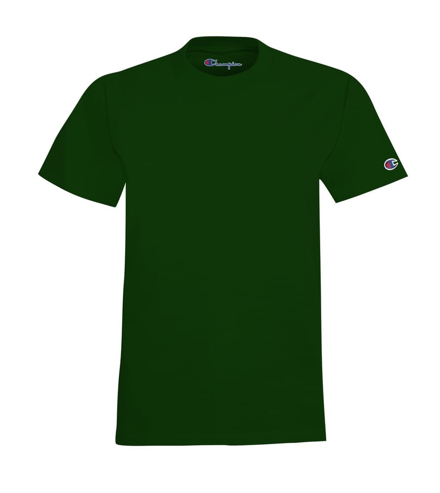 Champion T435 - Short Sleeve Cotton T-shirt