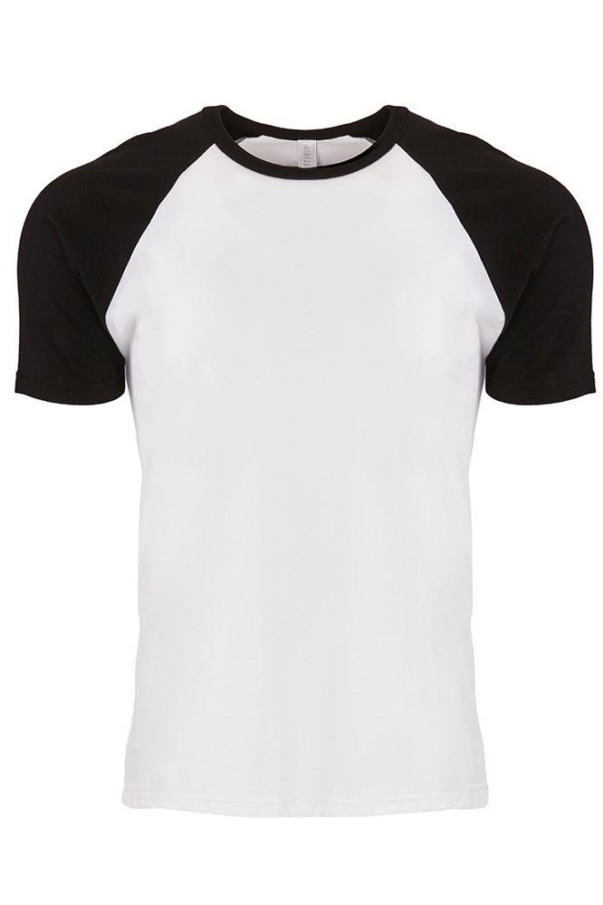 Next Level 3650 - T-shirt coton et manches raglan