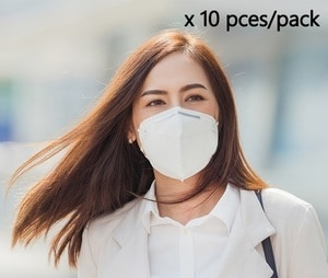 Protection RV001X - Mask FFP2 - 10 pcs/pack