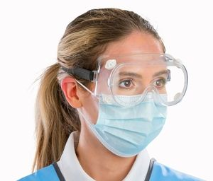 Protection RV005X - Medical Safety Goggles