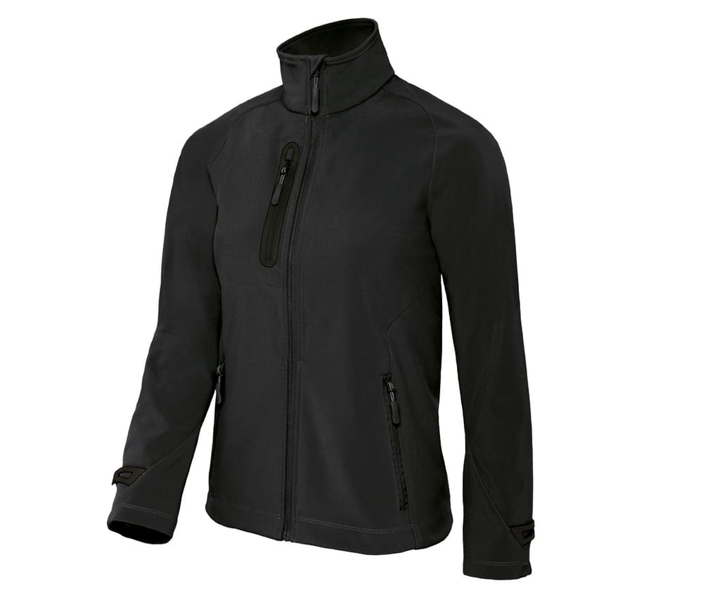 B&C BC664 - Softshell jacket women